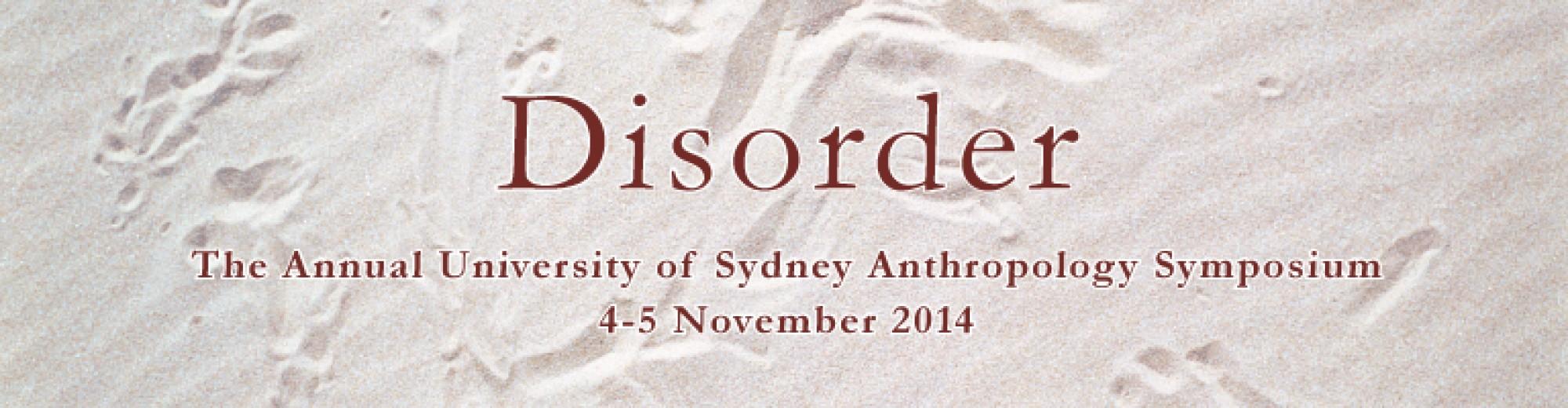 Anthropology technical university of sydney